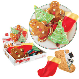 Decor Craft Inc. - YummyPockets - Christmas Cookies
