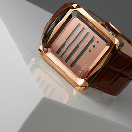 Nooka - Zem ZenH Rose Gold
