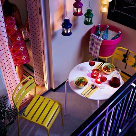 IKEA - Deine Freitag Nacht / Friday Supper on Balcony