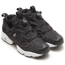 Reebok - Insta Pump Fury (Ballistic Pack) - Black/White