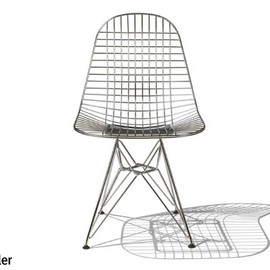 Herman Miller - Eames Wire Chair DKR