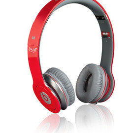 Monster Cable - Beats Solo HD (PRODUCT)RED