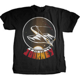 JOURNEY / SPACESHIP / T-Shirts Tシャツ ジャーニー