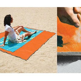 The Sandless Beach Mat - The Sandless Beach Mat