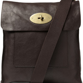 Mulberry - Mulberry Antony Large Leather Messenger Bag