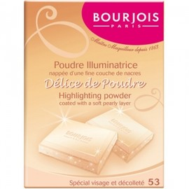 BOURJOIS - Delice de poudre   Highlighting powder