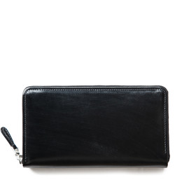Whitehouse Cox - ホワイトハウスコックス | S1774 ZIP ROUND WALLET / BRIDLE 2TONE
