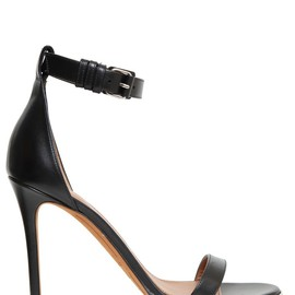 GIVENCHY - 100MM NADIA LEATHER SANDALS