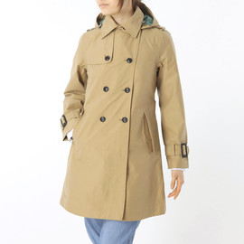 AIGLE - 【ファム】GORE-TEX® TRENCH COAT
