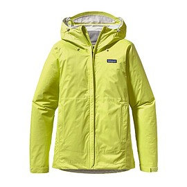 Patagonia - Patagonia Women\'s Torrentshell Jacket - Japan Special - Mayan Yellow MYYL