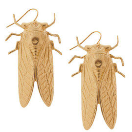 Modcloth - Magicicada Earrings by Erica Weiner