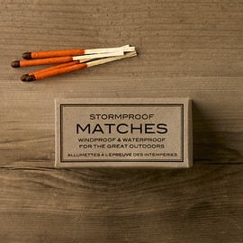 RESTORATION HARDWARE - Stormproof Matches
