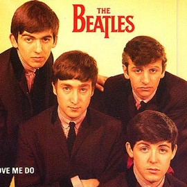 The Beatles - LOVE ME DO  Ep