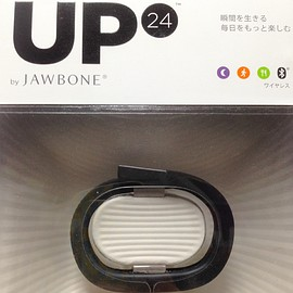 JAWBONE - UP24 Onyx Small 国内正規品