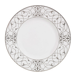 Wedgwood - Vera Wang × Wedgwood - Imperial Scroll Accent Plate