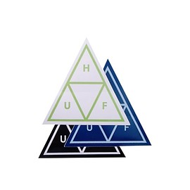 HUF - TRIPLE TRIANGLE STICKER