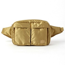 "B印 YOSHIDA(×PORTER) - UNITED ARROWS & SONS×PORTER×B印 YOSHIDA ""BULLION GOLD"" WAIST BAG 【予約】"