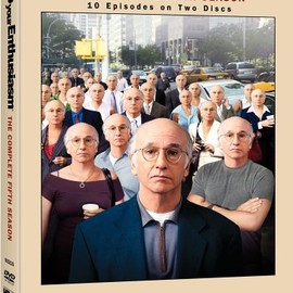 Larry David - Curb Your Enthusiasm Complete Fifth Season