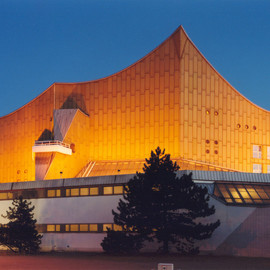 Berlin, Germany - Berliner Philharmonie/Berlin Philharmonic