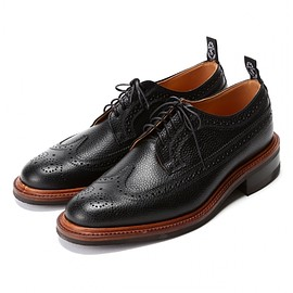 Todd Snyder - <SANDERS>LONGWING SHOE