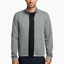JAMES PERSE - Y/OSEMITE COTTON TERRY JACKET