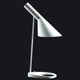Louis Poulsen - AJ table lamp - white