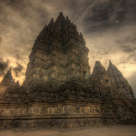 The Prambanan Temple,Indonesia - Ancient Hindu Temple