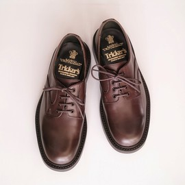 Tricker's - plain toe