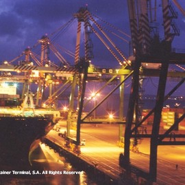 Panama - Colon Container Terminal