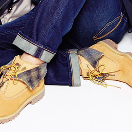 "Timberland - Timberland ZIP 2WAY Boot ""ZIP TOP BOOT"" が発売"