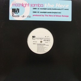 The Herz - Moonlight Samba / AFTER OR RECORDS