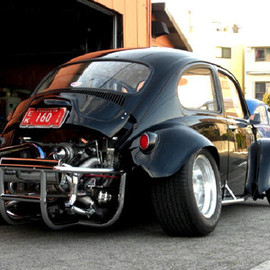 VW - BEETLE BAJA BUG Custom