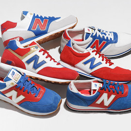 "NEW BALANCE - SUMMER 2012 ""UNION JACK"" COLLECTION"