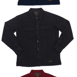 NEIGHBORHOOD - NEIGHBORHOODBOARD.SOLID/WE-SHIRT.LS[長袖シャツ]216-000938-034-【新品】【smtb-TD】【yokohama】
