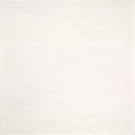Agnes Martin - Untitled #13