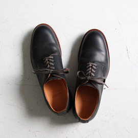 MOTO - Plain Toe Shoes - Cordvan(Black)