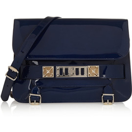 PROENZA SCHOULER - The PS11 Classic patent-leather shoulder bag