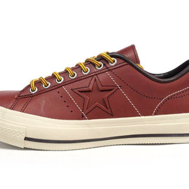 CONVERSE - ONE STAR J STURDY LE2 「made in JAPAN」 「LIMITED EDITION for STAR SHOP」