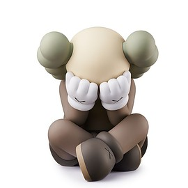 KAWS - KAWS SEPARATED (BROWN)