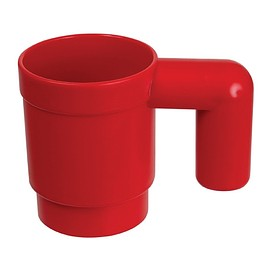 LEGO - Upscaled Mug (Red)