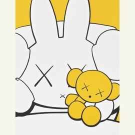 KAWS - UNTITLED from NIGO® Only Lives Twice