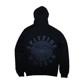 """SPITFIRE - OG CLASSIC PULLOVER """"NIGHT WATCH SERIES""""(Black)"""