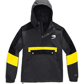THE NORTH FACE - '90 Extreme Wind Anorak - Asphalt/Grey