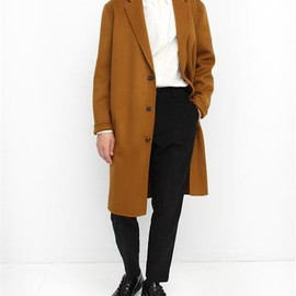 Acne - Acne Studios Charles- Brown coat