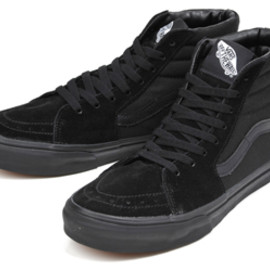 VANS - SK8-HI スケートハイ V38CLA M.BLACK(RB) 5(23)