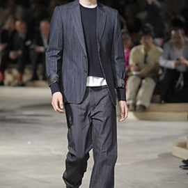 PRADA - DENIM SUITS