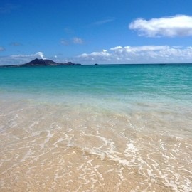 hawaii - Kailua beach