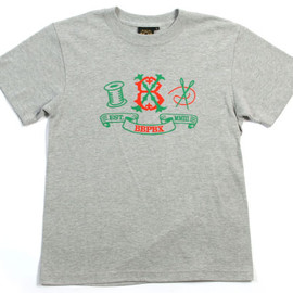 BBP - BBP NEEDLE AND SPOOL LOGO TEE