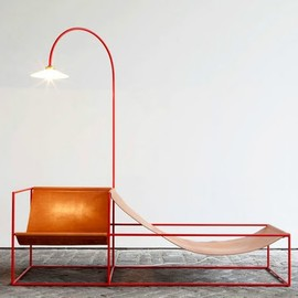 Muller & Van Severen - Double Chair