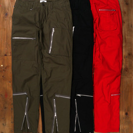 GOODENOUGH - GFLIGHT PANTS